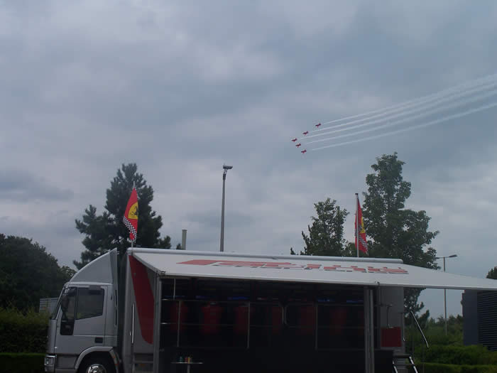 Red Arrows and SUPER 8