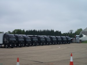 IVECO STRALIS UK Launch 2007