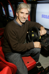 Racing Challenge Super 8 and Damon Hill