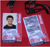 Racing Challenge drivers pass