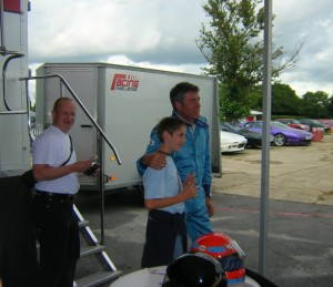 Event entertainment ideas basingstoke with Tiff Needell Sparks Funday