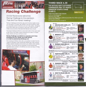 Aintree Racecard 17 May 2013