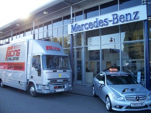 Mercedes Benz Cheltenham car dealer open days